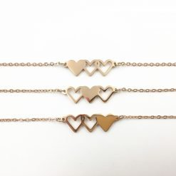 Best Friend Bracelet For 3