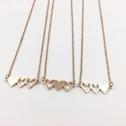 Sister Necklace For 3